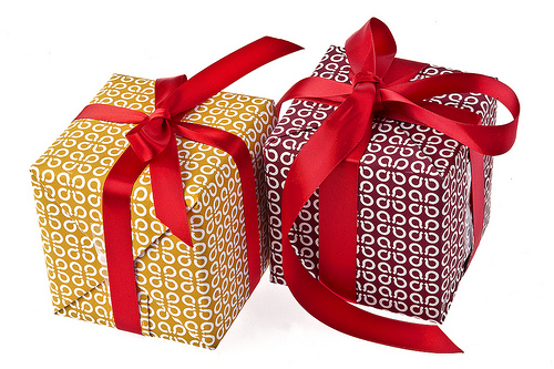 Don't waste money buying expensive gifts