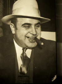 Al Capone was eventually done for tax evasion. If only he'd put his vice gains into a pension…