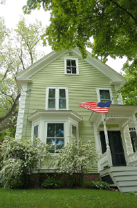 US house prices have plunged