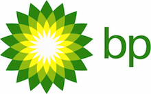 BP shares logo