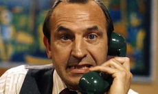 Reginald Perrin: Not highly motivated at work