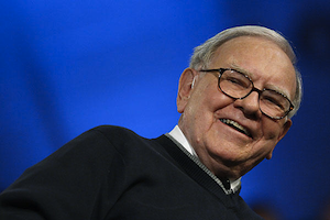 Warren Buffett: Doesn't run a hedge fund