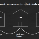 How to find index funds