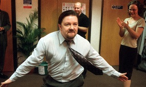 David Brent almost changed office life forever. But not quite.