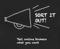 In search of the best online broker post image