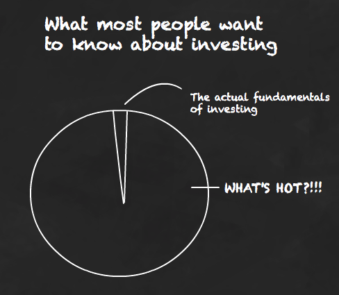 What most people want to know about investing
