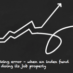 Tracking error –how it affects FTSE All Share funds