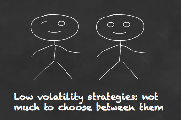 How to invest in the low volatility premium