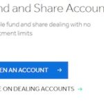 How to open an online broker account and start investing