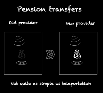 Pension transfers: everything you need to know