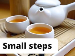 Image of a tea ceremony